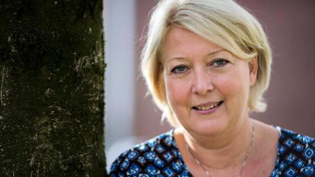 Portret directeur Lia Vermeulen