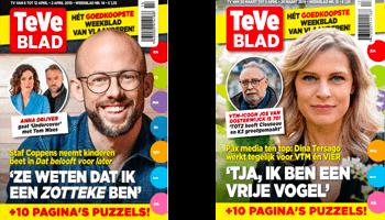 cover van teve blad