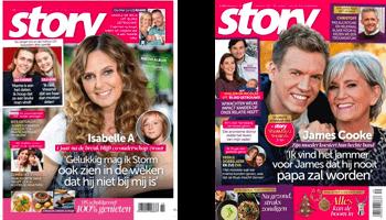 cover van Story