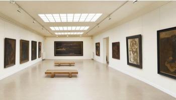 Museumzaal Permekemuseum