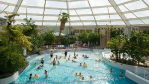 subtropisch zwembad Sunparks