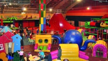 Indoor speelpark