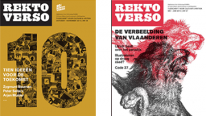 Recto Verso magazinecovers