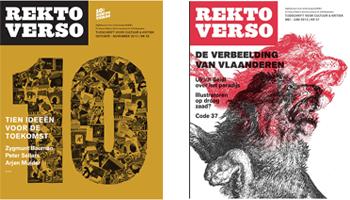 Recto Verso magazinecovers