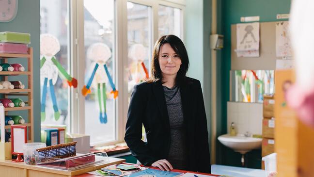 Portret Sanne Feryn