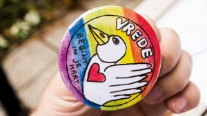 button vrede