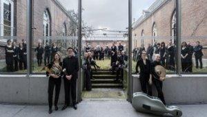 symfonieorkest in de Bijloke