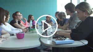 teamteaching: leraren werken samen