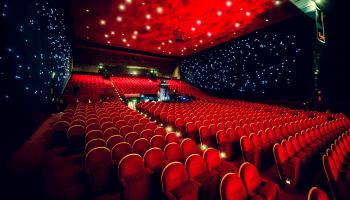 zaal Theater Elckerlyc