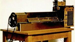 oude rekenmachine