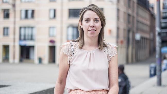 onderwijsvernieuwing: assistent professor Onderwijskunde Virginie Marz