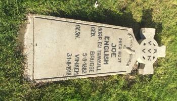 graf van Joe English