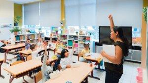 Juf Kim over rust en structuur in de klas