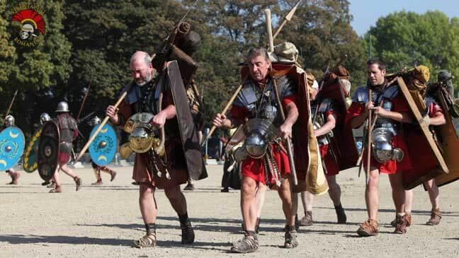 Romeins soldaten