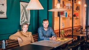 Onderwijsonderzoekers Tim Surma en Kristel Vanhoyweghen