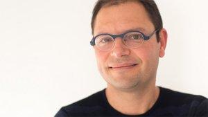 Portret Tom Naegels