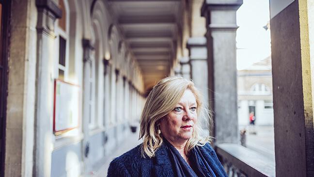 Karin Heremans over wij-zij-denken
