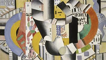 schilderij van Fernand Léger