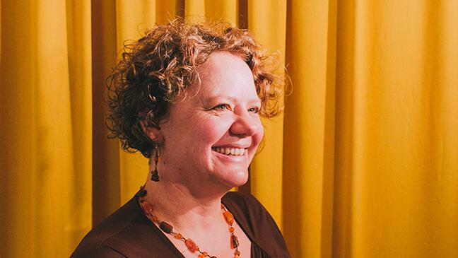 portret Colette Victor van Welzijnszorg