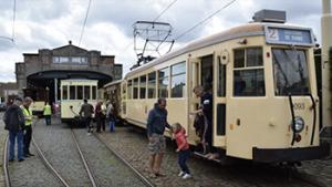 trammuseum in De Panne