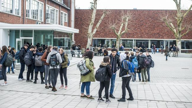 Domeinschool Sint-Franciscuscollege in Heusden-Zolder