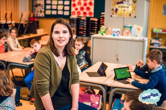 Digitale tools in elke les