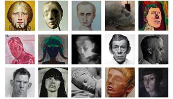beelden uit de expo faces