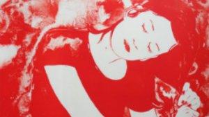meisje met rode haren