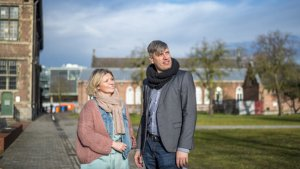 Heidi Verlinden en Steven Mannens, pedagogisch begeleiders over lesson study