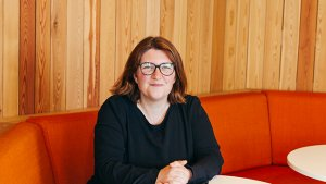 Marjolien Petit spreekt over de positieve kanten van kansarmoede