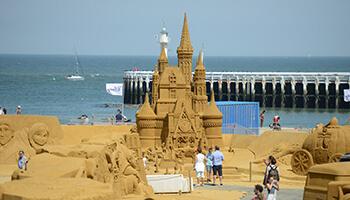 foto uit 'disney sand magic'