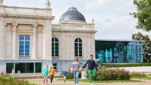 museum La Boverie uitstap Lerarenkaart Luik