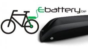 ebike en batterij