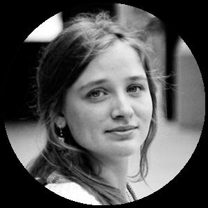 Herlinde Demaerel: laatstejaars aan de lerarenopleiding richting Kunst (LUCA)
