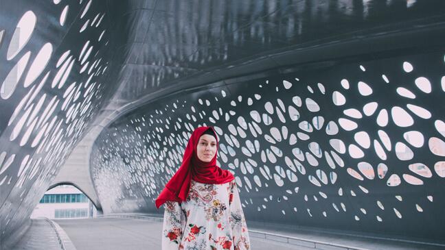 Ismahan Khenifar: leraar in opleiding