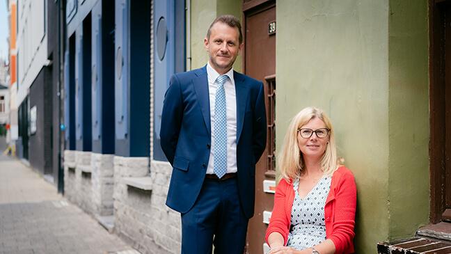 hoogleraar Elke Struyf en directeur Wim Danschutter over klasmanagement