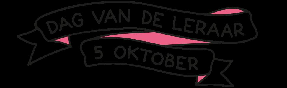 Dag van de Leraar - 5 oktober 2018