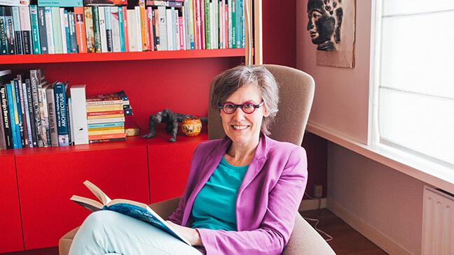Communicatie- en organisatiedeskundige Marit Goossens over straffen en belonen
