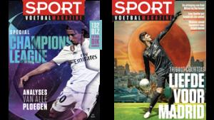 covers sport voetbalmagazine