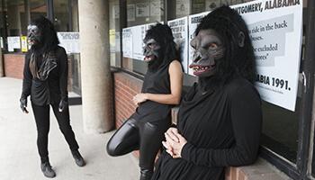 beeld uit de expo 'resistance'
