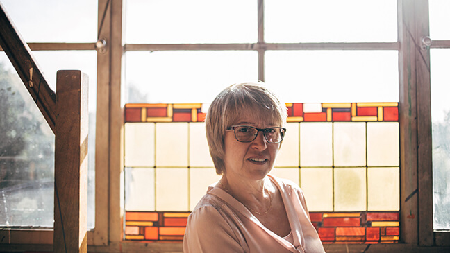 Ingrid Coppens over warm zorgbeleid
