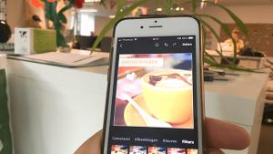 smartphone met app