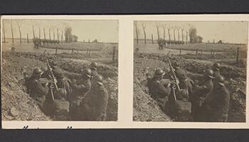 fotos uit eerste wereldoorlog