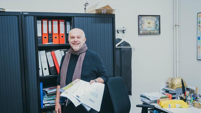 directeur Koen Tubeeckx