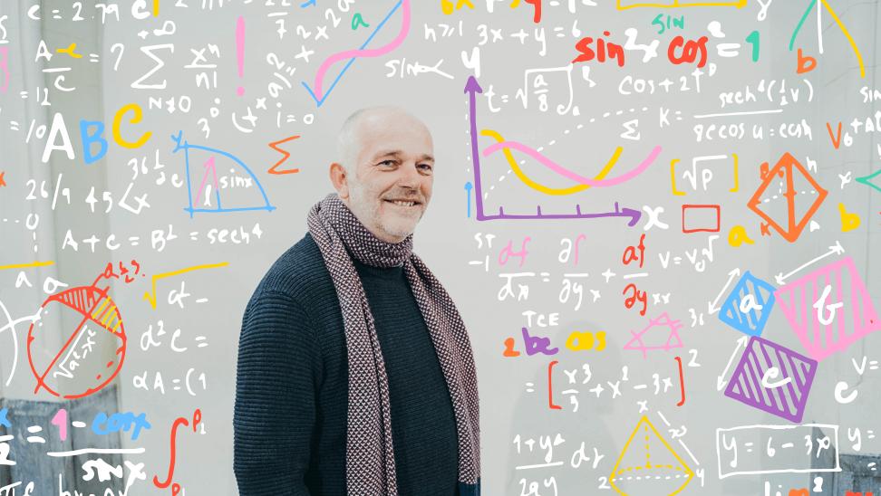 Datageletterdheid: directeur Koen Tubeeckx