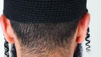 hoofd van een Jood