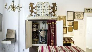 kamer in Joods Museum