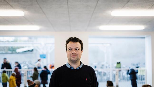 directeur Sven over deep democracy