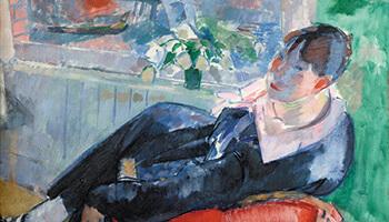 schilderij van Rik Wouters