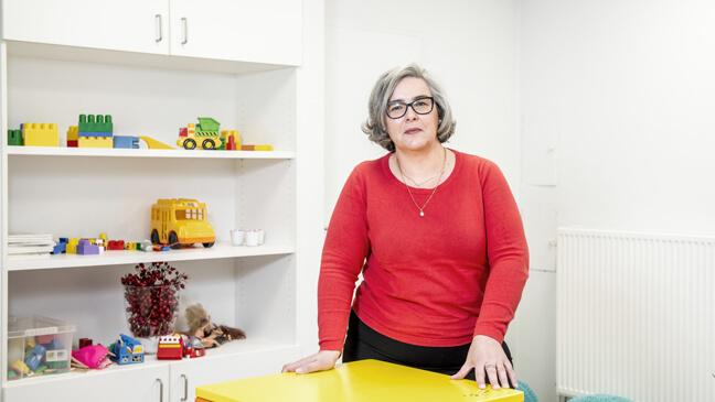 Hoogbegaafd in het secundair: ECHA-specialist in Gifted Education Tania Gevaert